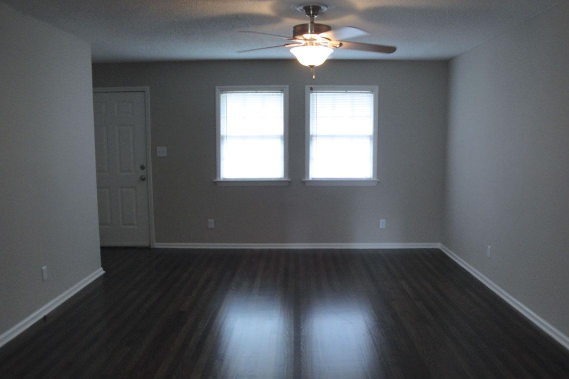 Stancil Drive Duplex Living Area