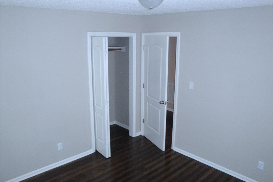 Stancil Drive Duplex Bedroom
