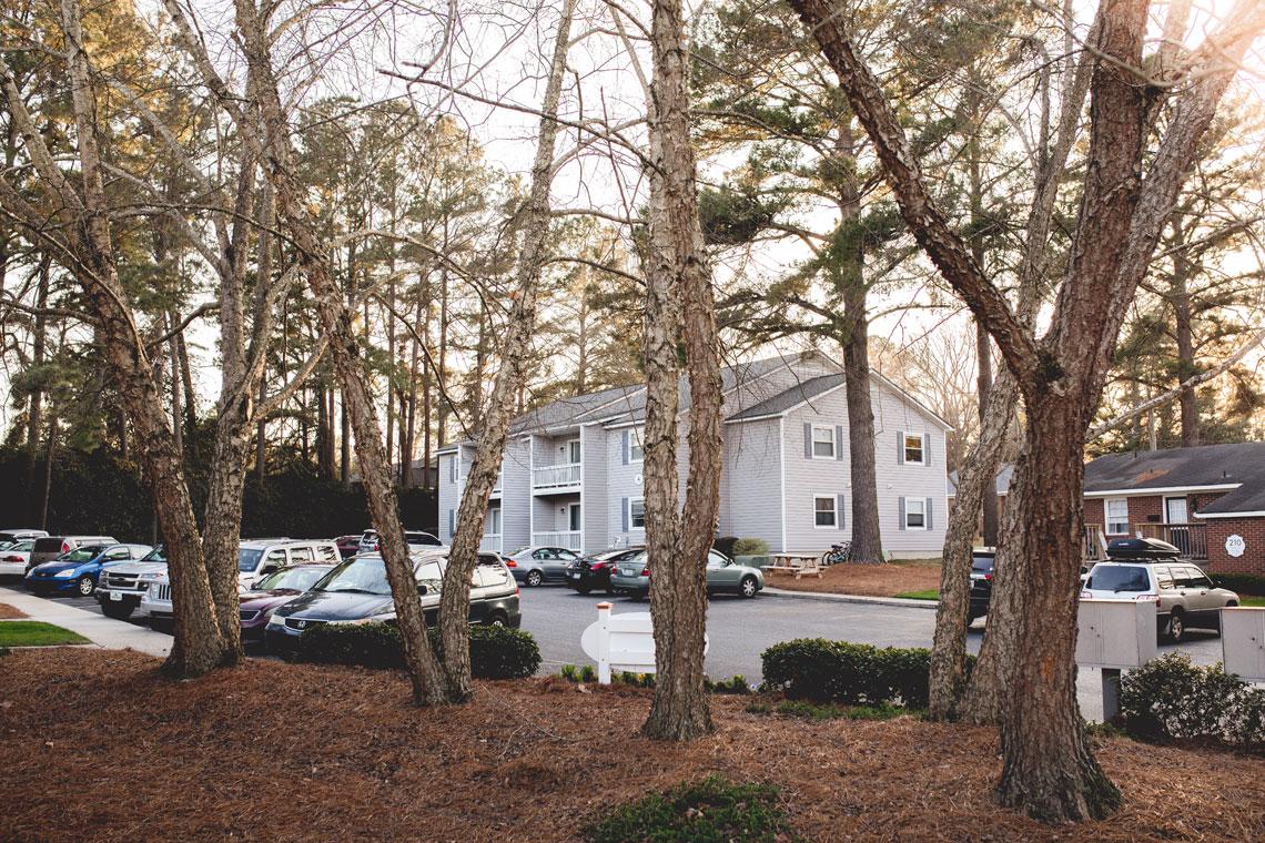 Ashton Woods A Building