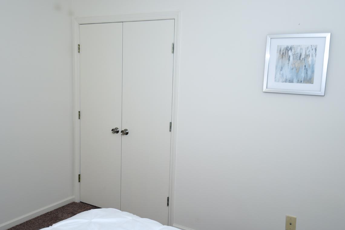 Ashton Woods at ECU - Small Bedroom